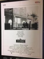 Manifesto Manhattan ed. restaurata (2017) cm.100x140