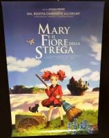 Mary e il Fiore della Strega (2018) Poster 70x100