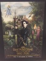 Miss Peregrine Tim Burton (2016) Poster maxi CINEMA 100X140