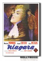NIAGARA Marilyn Monroe POSTER 70x100 Non Piegato!