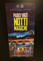 Notti magiche - Locandina Originale cm.33X70
