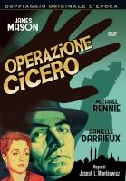 OPERAZIONE CICERO (Dvd) J.L.Mankiewicz