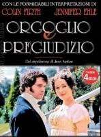 Orgoglio E Pregiudizio (1995) 4 Dvd di Simon Langton