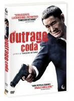 Outrage Coda (2017) DVD T. Kitano
