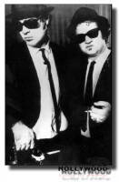 POSTER BLUES BROTHERS USA 70x100 NON PIEGATO! Hollywood