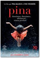 Pina 3D  Poster maxi CINEMA 100X140