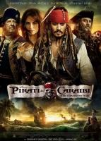 Pirati dei Caraibi - Oltre i confini del mare  Poster 70x100