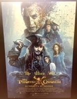 Pirati dei Caraibi - La vendetta di Salazar (2017) Poster 70x100