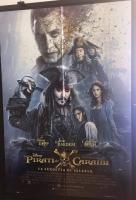 Pirati dei Caraibi - La vendetta di Salazar (2017) Maxi 100x140