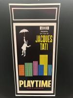 Play Time di J.Tati Loc.33x70 ristampa digitale