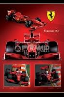 Poster Auto Ferrari F60