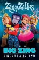 Poster Bambini Zingzillas The Big Zing