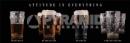 Poster Bicchiere Birra Pub Birreria SLIM POSTER