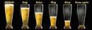 Poster Bicchiere Gusta la Tua Birra Pub Birreria SLIM POSTER
