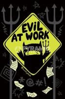 Poster Cartoni Animati Fumetti David e Goliath Evil