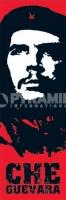 Poster Che Guevara Rosso Icona Classica SLIM POSTER