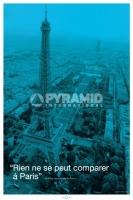 Poster Città Parigi Tour Eiffel