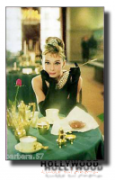 Poster Colazione da Tiffany classic color