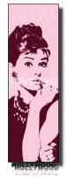 Poster Colazione da Tiffany door pink