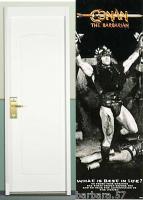 Poster Conan il barbaro door
