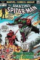 Poster Copertina Fumetto Uomo Ragno Spiderman Marvel n 122 Vinta