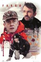 Poster FARGO Serie TV Collage