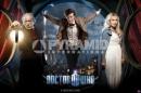 Poster Fantascienza Serie TV Doctor Who A Christmas Carol