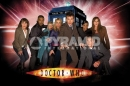 Poster Fantascienza Serie TV Doctor Who Children of Time