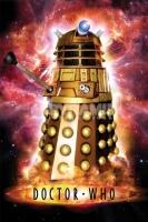 Poster Fantascienza Serie TV Doctor Who Dalek