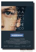 Poster Film THE SOCIAL NETWORK Non Piegato!