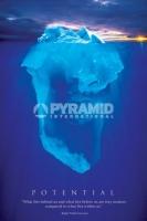 Poster Fotografico Iceberg Potential