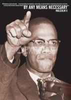 Poster Fotografico Malcolm X