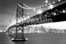 Poster Fotografico San Francisco Golden Gate