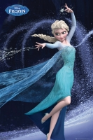 Poster Frozen Elsa Disney