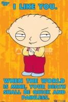 Poster Fumetti Cartoons I Griffin Stewie Aforismi