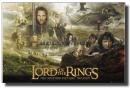 Poster Il Signore degli Anelli la Trilogia completa