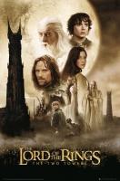 Poster Il Signore degli Due Torri V.O.