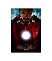 Poster Iron Man 2 Ed. Inglese