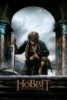 Poster Lo Hobbit La battaglia delle cinque armate Bilbo IMPORT U