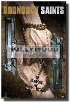 Poster Locandina The Boondock Saints - Giustizia finale