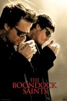 Poster Locandina The Boondock Saints - Giustizia finale Smoke