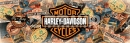 Poster Moto Logo Harley Davidson Marchio SLIM POSTER