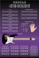 Poster Musica Accordi di Chitarra 2