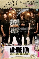 Poster Musica All Time Low Nothing Personal