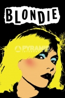 Poster Musica Blondie Punk stile Pop Art