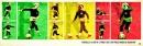 Poster Musica Bob Marley Football SLIM POSTER