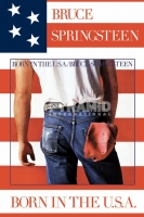 Poster Musica Bruce Springsteen Born In The USA