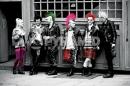 Poster Musica Gruppo Punk a Londra