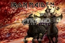 Poster Musica Iron Maiden Death On The Road