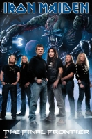 Poster Musica Iron Maiden The Final Frontier